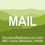 Ozarks Walkabout Mail