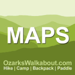 Oarks Walkabout Maps
