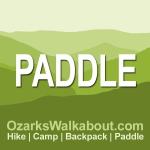 Ozarks Walkabout Paddle