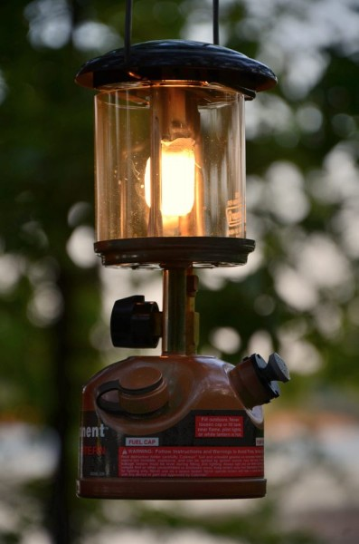 Gear Review Coleman Exponent Dual Fuel Lantern 229 725