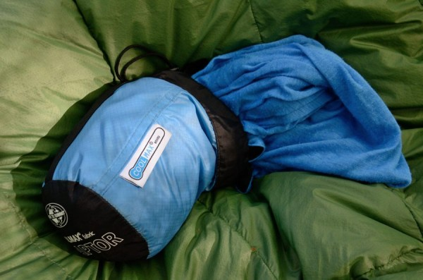Sea to Summit Co0l Max sleeping bag liner