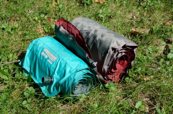 Term-a-Rest ProLite and NeoAir All season sleeping pads compared