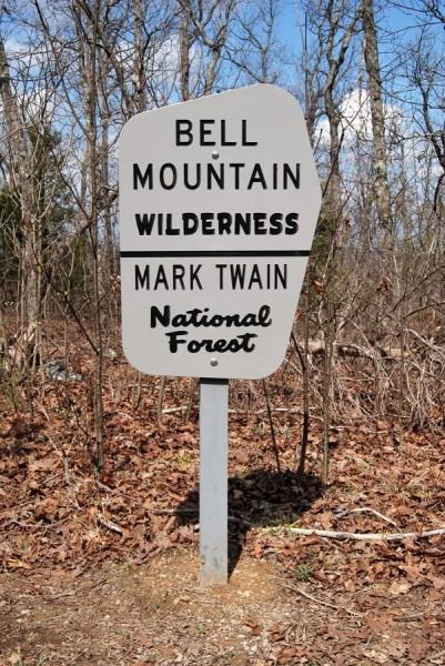 Bell Mountain Wilderness