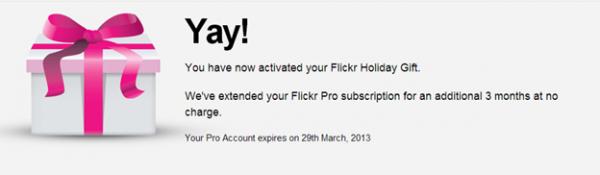 Flickr-offer