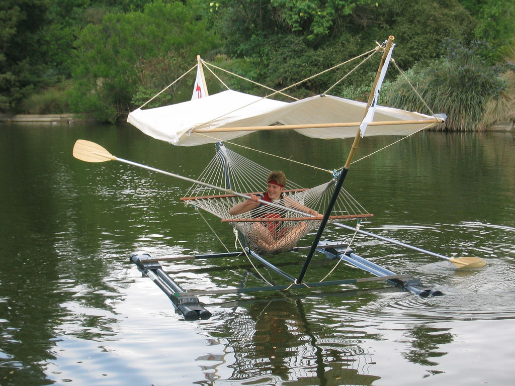 this was seen at the university of california davis picnic day in 2003  picture hammock paddling   ozarks walkabout  rh   ozarkswalkabout